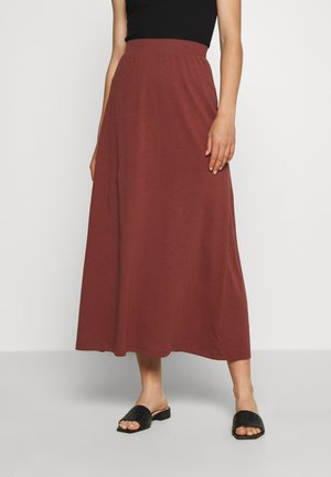 VMHENIREBECCA ANKLE SKIRT - A-Linien-Rock - sable