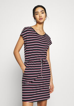 VMAPRIL SHORT DRESS  - Jerseyjurk - night sky/kathy
