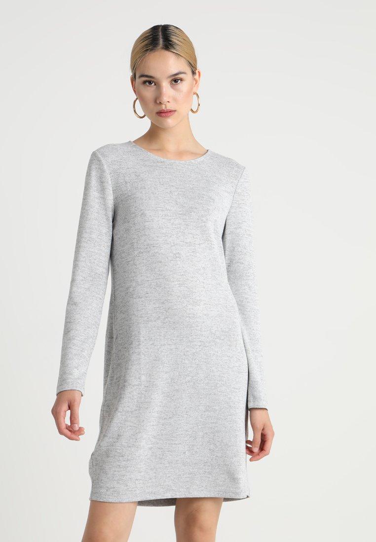 Vero Moda - VMMALENA - Jumper dress - light grey