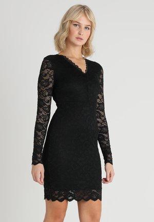 VMLUCIA SHORT DRESS LOCAL - Juhlamekko - black