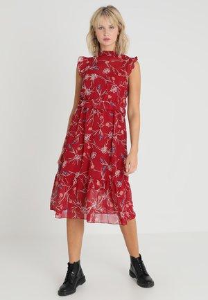 VMBECCA  - Robe d'été - rumba red