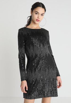 VMBLAIR SHORT DRESS - Cocktailklänning - black