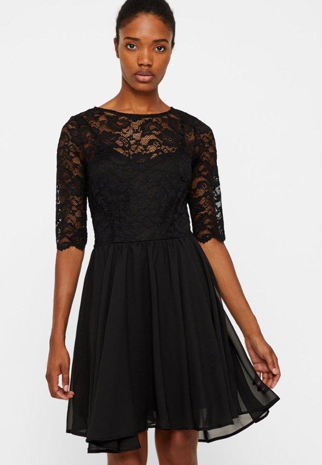 KURZES  - Cocktail dress / Party dress - black