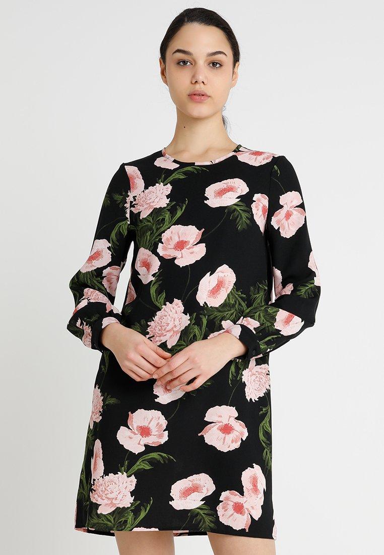Vero Moda - VMHOLLY SHORT DRESS - Day dress - black