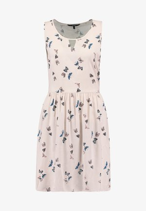 VMSIMPLY EASY SHORT DRESS - Kjole - sepia rose