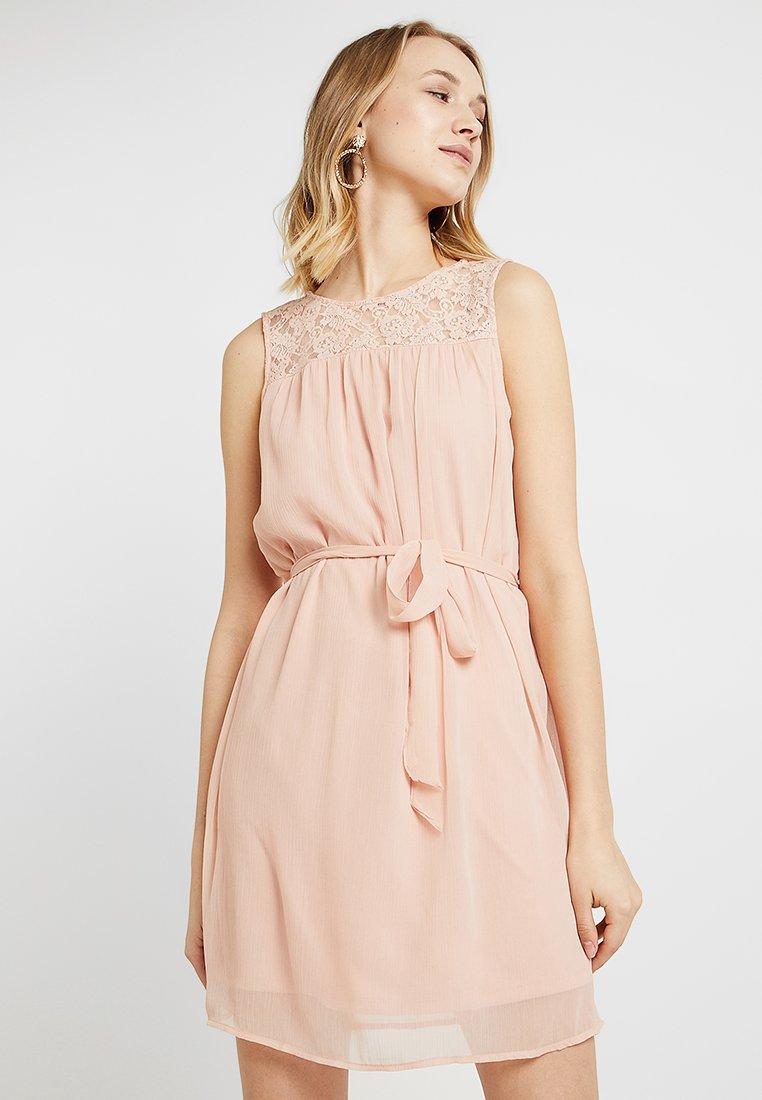 Vero Moda - VMALIA DRESS - Cocktail dress / Party dress - misty rose