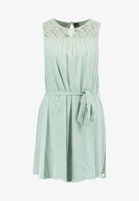 Vero Moda - VMALIA DRESS - Koktejlové šaty/ šaty na párty - light green - 4