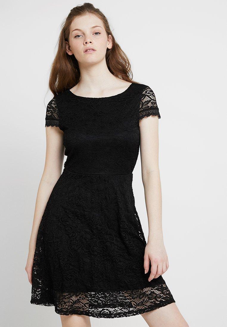 Vero Moda - VMSASSA SHORT DRESS - Cocktail dress / Party dress - black
