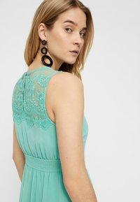 Vero Moda - VMVANESSA SHORT DRESS - Vapaa-ajan mekko - turquoise - 3