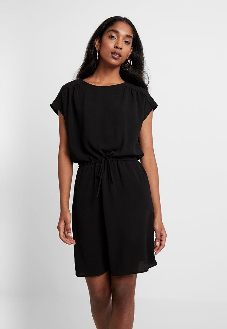 Vero Moda - VMSASHA BALI DRESS - Denní šaty - black