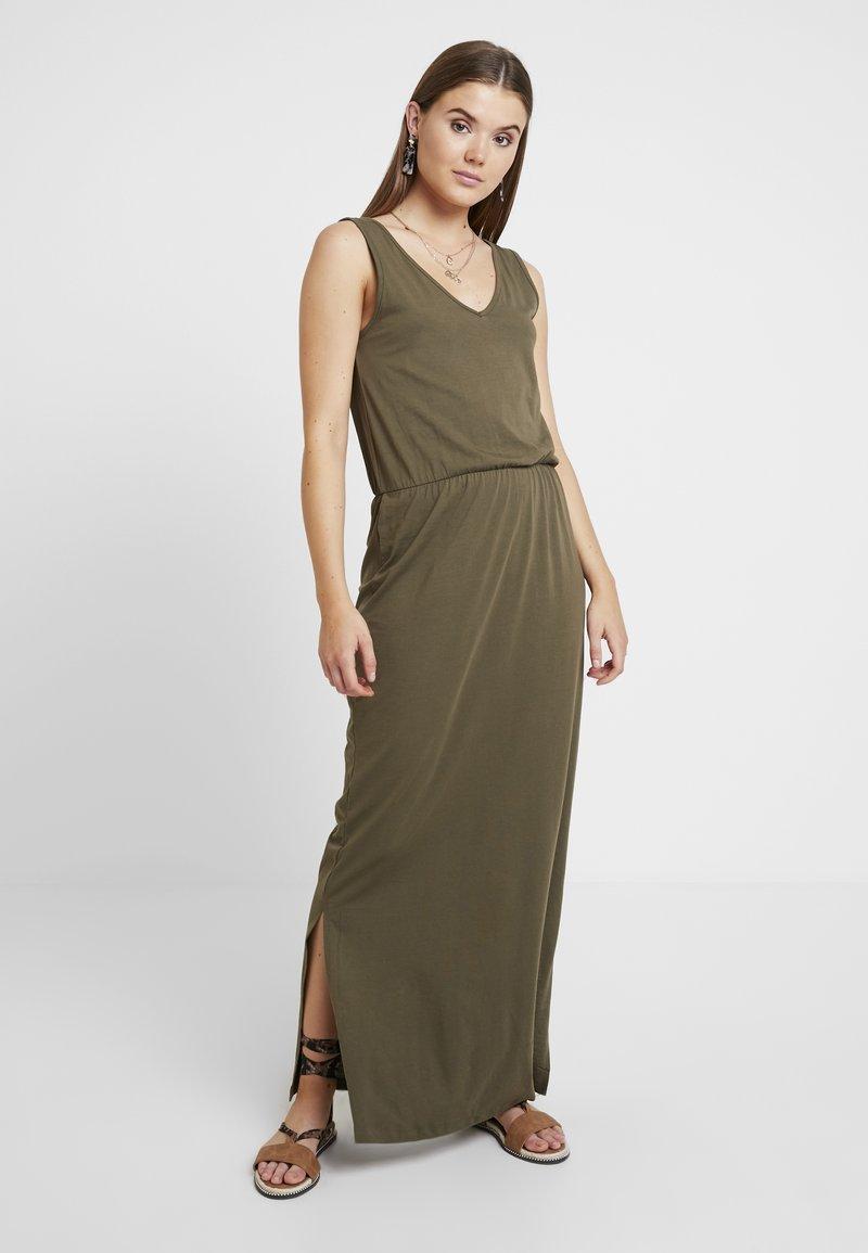 Vero Moda - REBECCA  ANKLE DRESS - Vestito lungo - ivy green