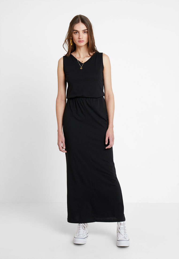 Vero Moda - REBECCA  ANKLE DRESS - Maxi dress - black