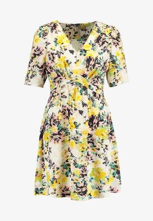 VMMIAMI SHORT DRESS - Denní šaty - pristine/miami