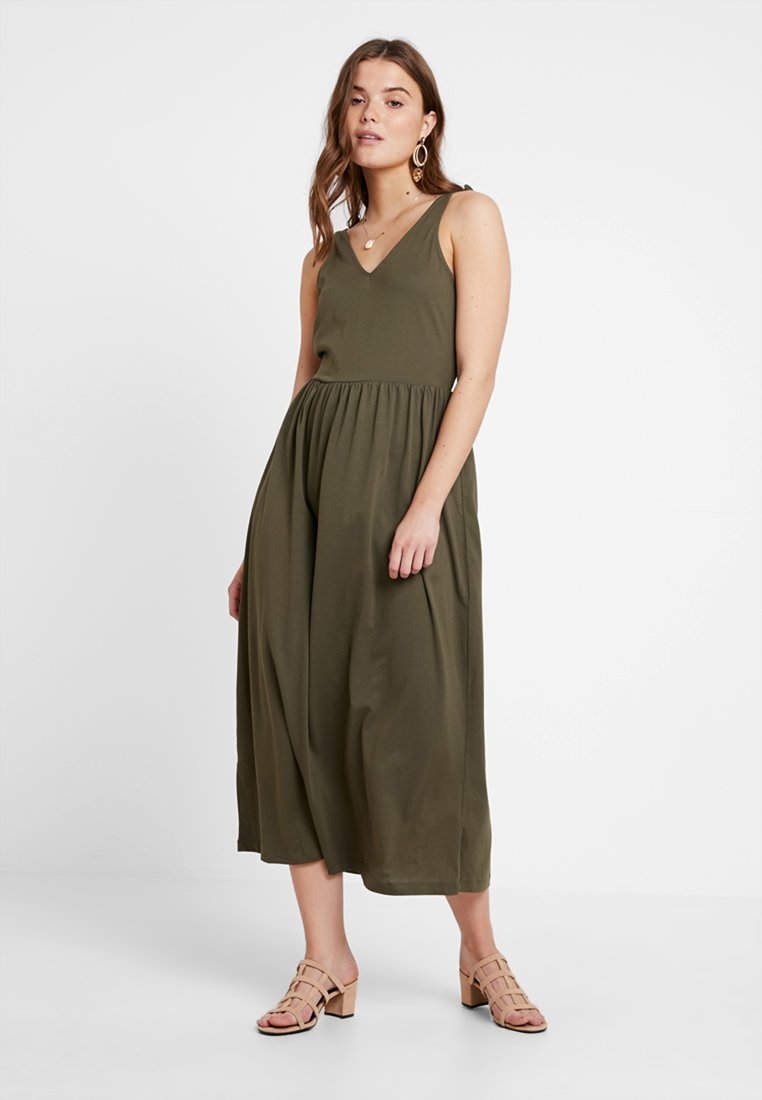 Vero Moda - VMREBECCA  - Maxi dress - ivy green