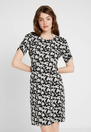VMANNA DRESS - Etuikjole - black