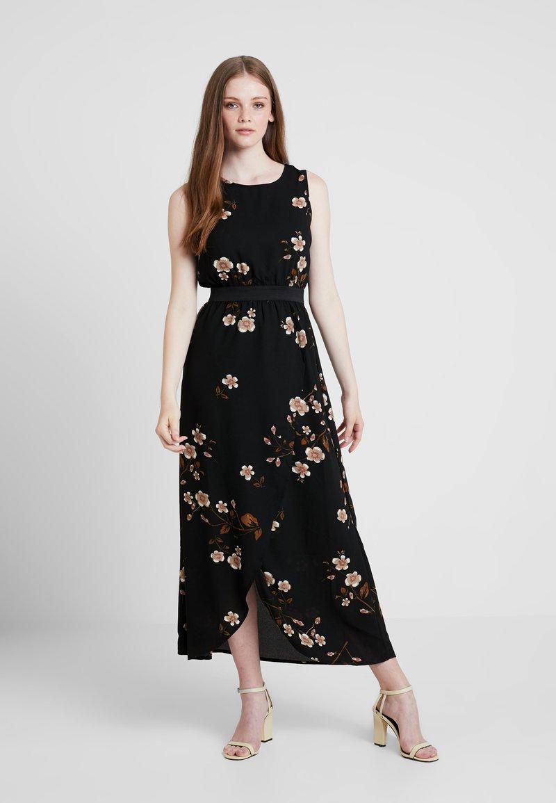 Vero Moda - VMCALLIE LONG DRESS  - Maxikjoler - black/callie