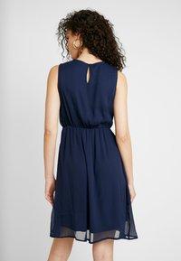 Vero Moda - VMBIRGITTA DRESS - Sukienka letnia - navy blazer - 3