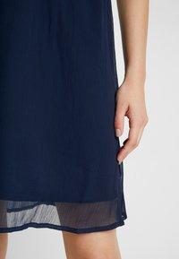 Vero Moda - VMBIRGITTA DRESS - Sukienka letnia - navy blazer - 6