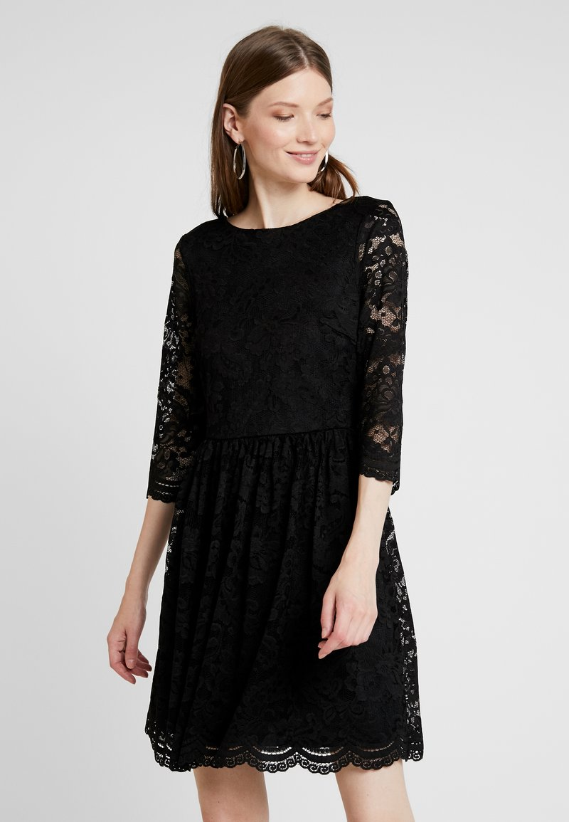 Vero Moda - VMALVIA SHORT DRESS - Vestito elegante - black