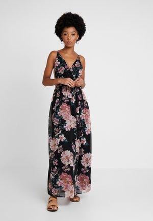 VMSUNILLA DRESS - Maxi šaty - black