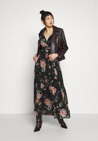 Vero Moda - VMSUNILLA DRESS - Maxi dress - black - 1