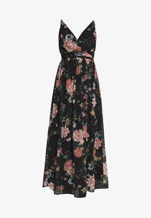 VMSUNILLA DRESS - Maxi-jurk - black
