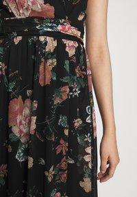 Vero Moda - VMSUNILLA DRESS - Maxi dress - black - 4