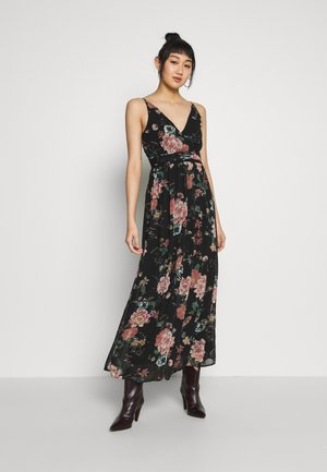 VMSUNILLA DRESS - Maxi-jurk - black