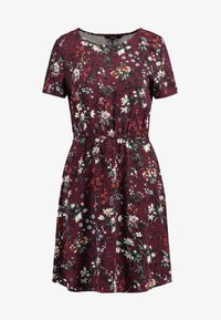 Vero Moda - AUTUMN AMAZE SHORT DRESS - Denní šaty - port royale - 4
