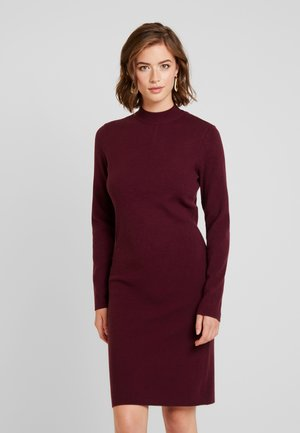 VMFANCY NANCY HIGHNECK DRESS - Vestido de tubo - port royale