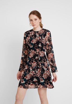 VMWILMA SHORT DRESS - Vestito estivo - black