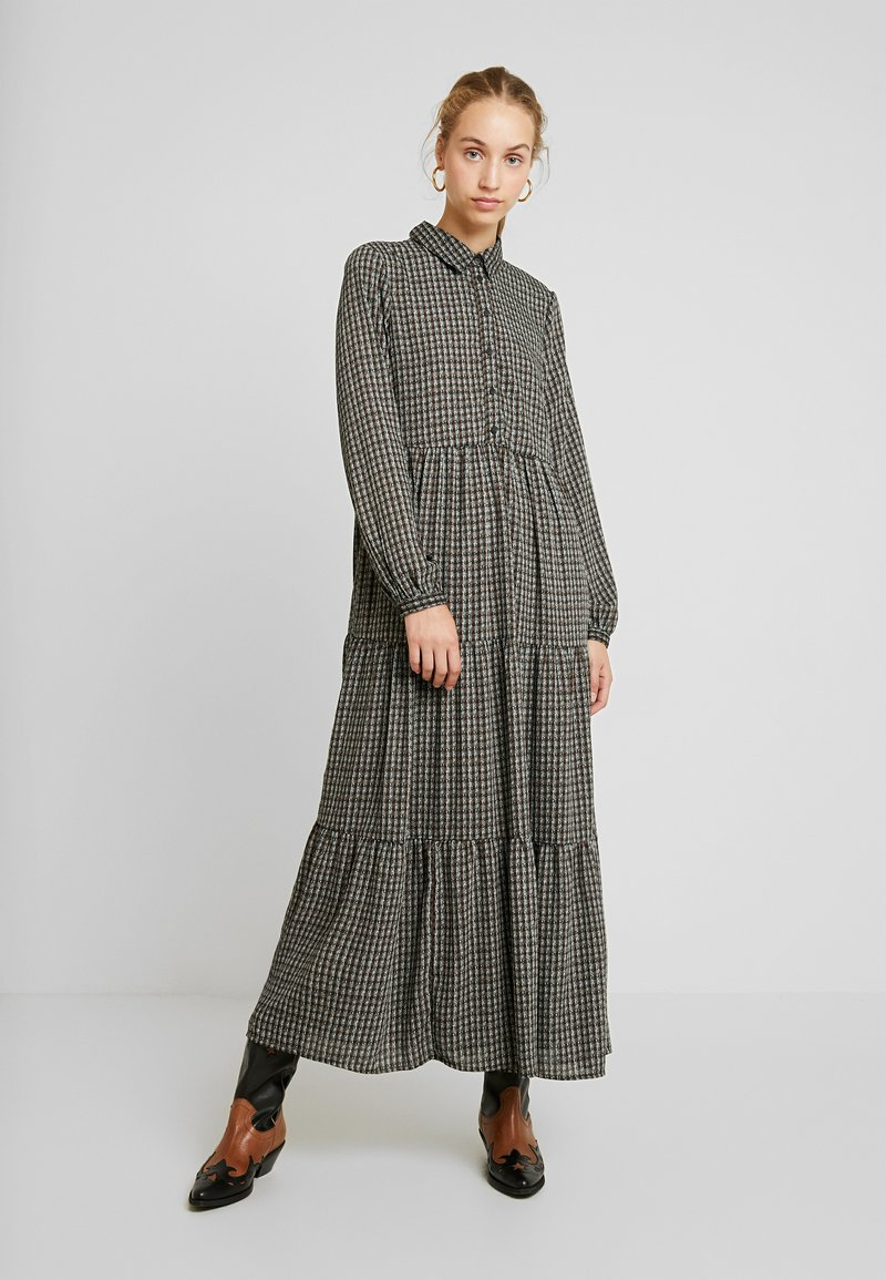 Vero Moda - VMINDIVIDUAL ANKLE DRESS - Blusenkleid - jadette