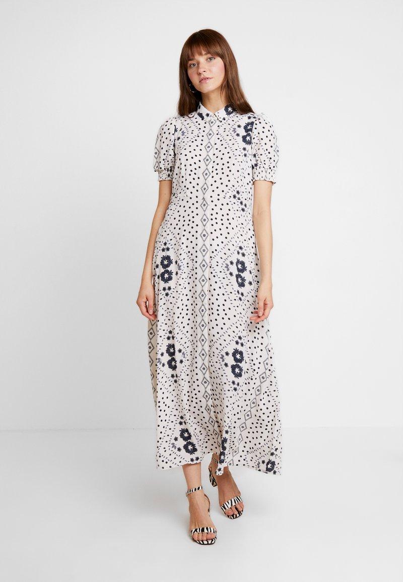 Vero Moda - VMNICE ANCLE DRESS - Maxi dress - birch