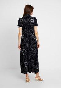 Vero Moda - VMNICE ANCLE DRESS - Maxi šaty - black - 3