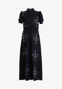 Vero Moda - VMNICE ANCLE DRESS - Maxi šaty - black - 4