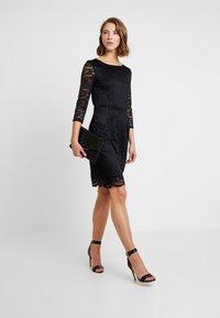 Vero Moda - VMSTELLA DRESS - Cocktail dress / Party dress - black - 2