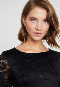 Vero Moda - VMSTELLA DRESS - Cocktail dress / Party dress - black - 4