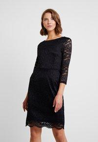 Vero Moda - VMSTELLA DRESS - Cocktail dress / Party dress - black - 0