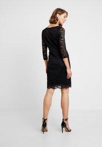 Vero Moda - VMSTELLA DRESS - Cocktail dress / Party dress - black - 3