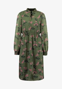 Vero Moda - VMROSSY SMOCK DRESS - Vapaa-ajan mekko - laurel wreath/nellie - 5