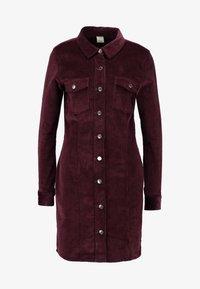 Vero Moda - VMTARA SHORT DRESS - Skjortekjole - port royale - 5