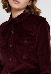Vero Moda - VMTARA SHORT DRESS - Skjortekjole - port royale - 6