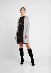 Vero Moda - VMBOLETTE SHORT DRESS - Vestito estivo - black/bolette - 2