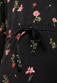 Vero Moda - VMBOLETTE SHORT DRESS - Vestito estivo - black/bolette - 5