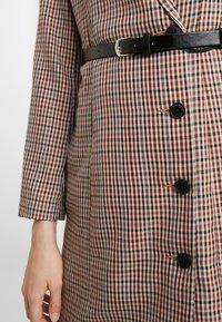 Vero Moda - VMALICIA SHORT DRESS - Day dress - tobacco brown - 6