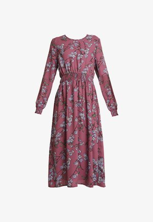 VMMALLIE SMOCK DRESS - Freizeitkleid - hawthorn rose