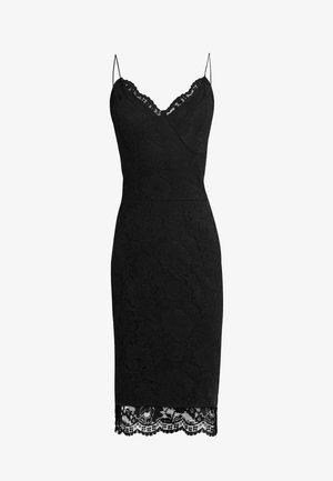 VMFLORENCE SINGLET DRESS - Denní šaty - black