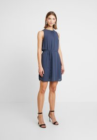 Vero Moda - VMDORTHEA SHORT DRESS - Denní šaty - ombre blue - 2