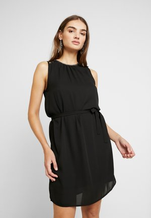 VMDORTHEA SHORT DRESS - Hverdagskjoler - black