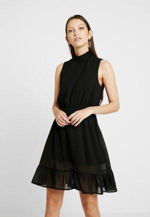 VMDARCY SHORT DRESS - Day dress - black